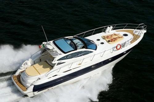 Cranchi 50 HT 2007 купить яхту
