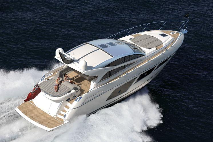 Купить яхту Sunseeker Predator 57