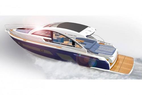 Targa 53 open купить яхту