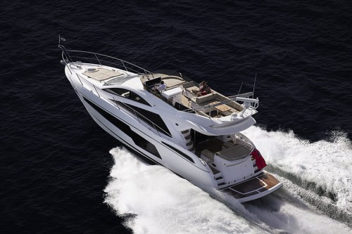 Manhattan 55 купить яхту Sunseeker