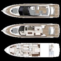 Manhattan 65 купить яхту Sunseeker