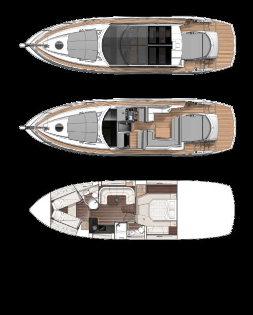 San Remo купить яхту Sunseeker
