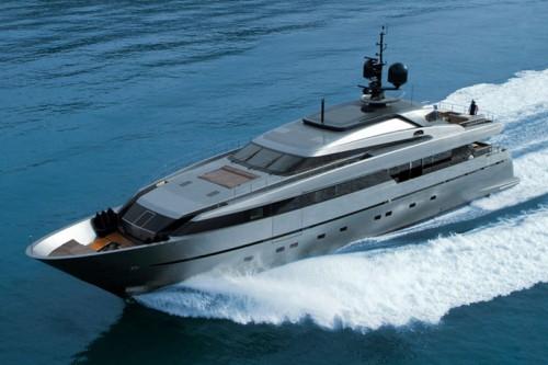 Sanlorenzo 40 ALLOY купить яхту