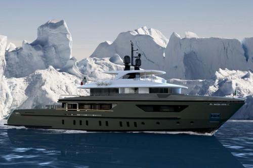 Sanlorenzo 460 EXP купить яхту