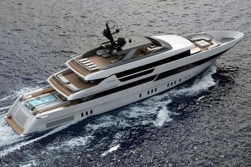 Sanlorenzo 52 STEEL купить яхту