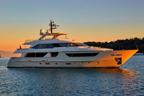 Sanlorenzo SD126 купить яхту