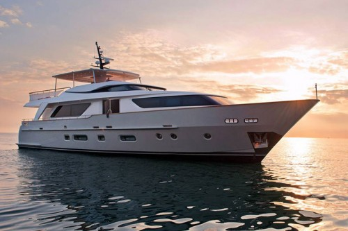 Sanlorenzo SD92 купить яхту