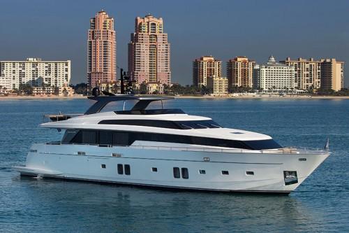 Sanlorenzo SL106 купить яхту