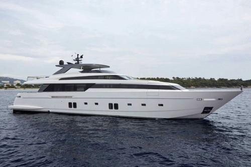 Sanlorenzo SL118 купить яхту