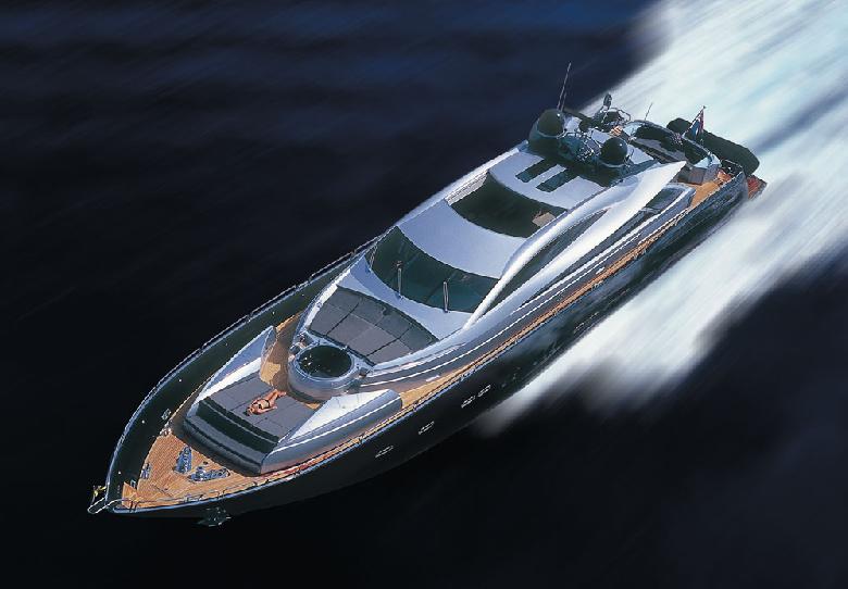Купить яхту Sunseeker 108 Predator