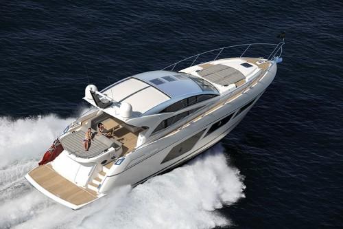 Predator 57 купить яхту Sunseeker
