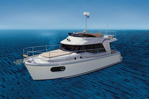 Swift Trawler 30 купить яхту