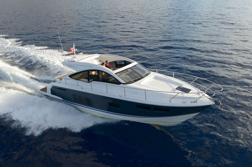 Targa 48 open купить яхту