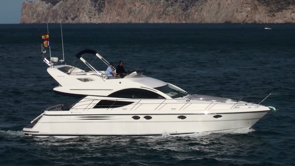 Купить яхту Fairline Phantom 46