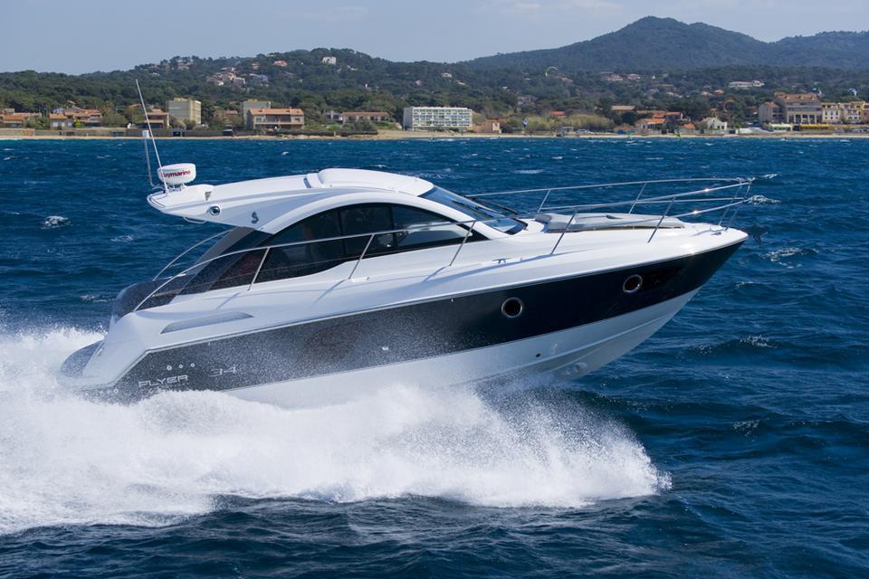 Купить яхту Beneteau Gran Turismo 34