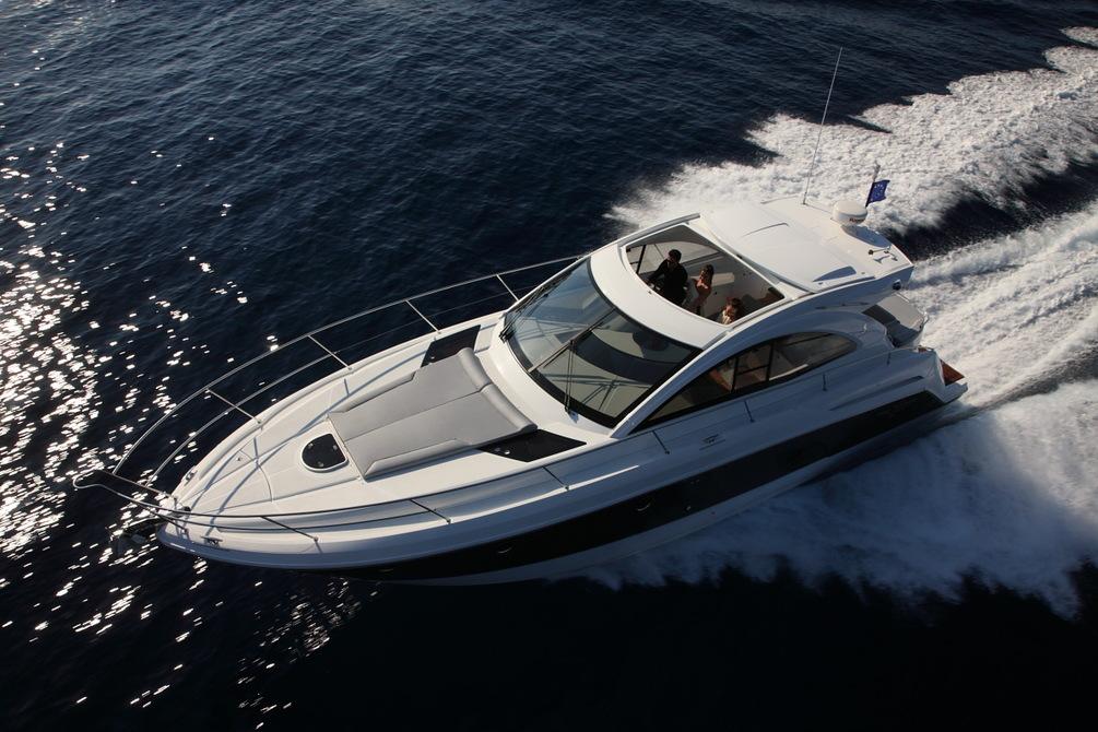 Купить яхту Beneteau Gran Turismo 44