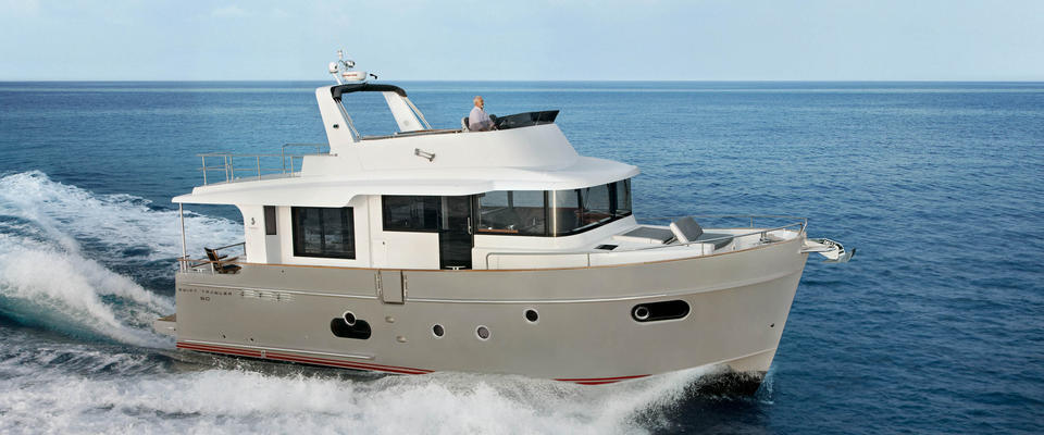 Купить яхту Beneteau Swift Trawler 50