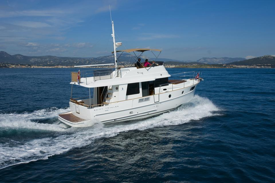 Купить яхту Beneteau Swift Trawler 44
