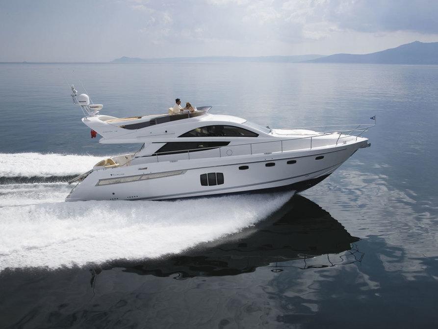Купить яхту Fairline Phantom 48