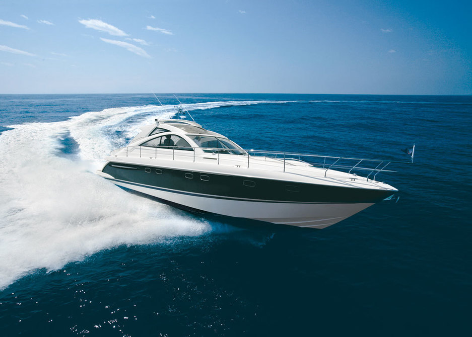 Купить яхту Fairline Targa 52