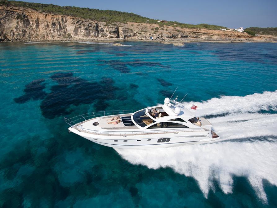 Купить яхту Fairline Targa 64