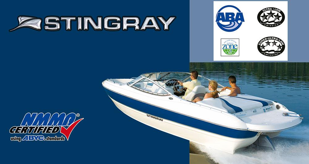 Американские катера Stingray