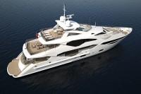 Sunseeker 131 Yacht купить яхту