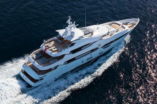Sunseeker 155 Yacht купить яхту