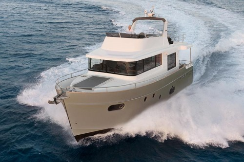 Swift Trawler 50 купить яхту