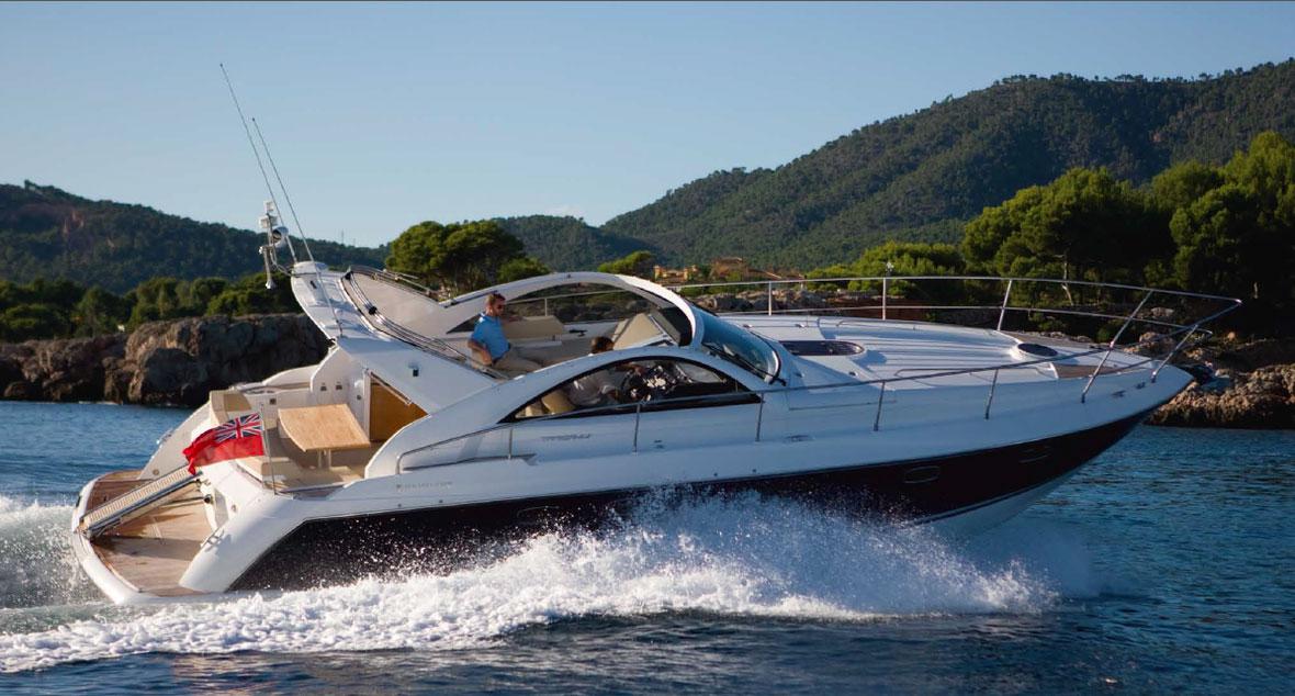 Купить яхту Fairline Targa 44 Open