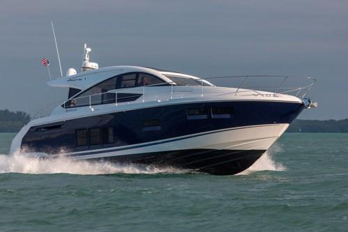 Targa 48 GT купить яхту